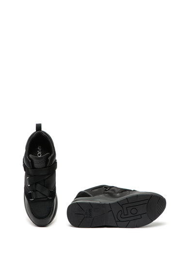 Liu Jo Pantofi sport din piele si piele intoarsa Karlie Femei