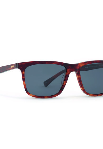 INVU. Ochelari de soare patrati cu lentile polarizate Barbati