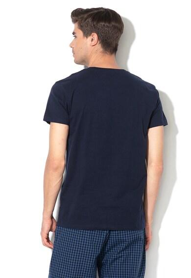 Gant Tricou de casa cu imprimeu logo Barbati