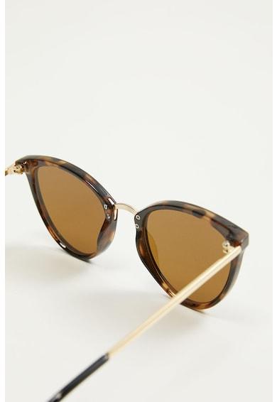 Mango Слънчеви очила Aqua стил Cat-Eye Жени