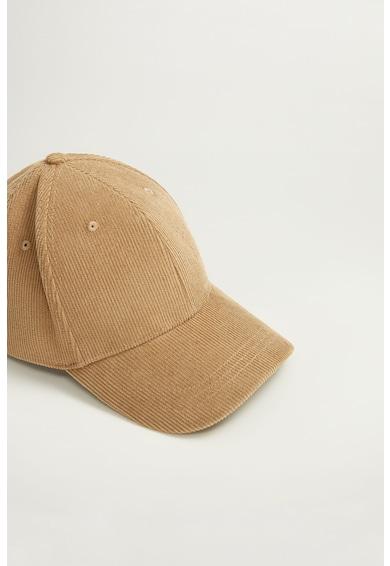 Mango Джинсова шапка Pana Мъже