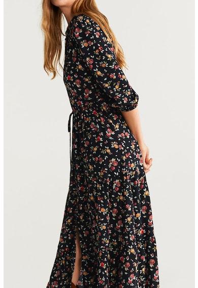 Mango Флорална рокля Ruth Жени