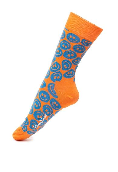 Happy Socks Унисекс дълги чорапи с десен Жени