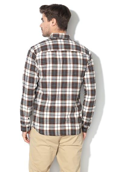 Jack&Jones Brook Checked Shirt With Chest Pocket Barbati