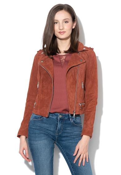 Vero Moda Royce nyersbőr motoros dzseki női