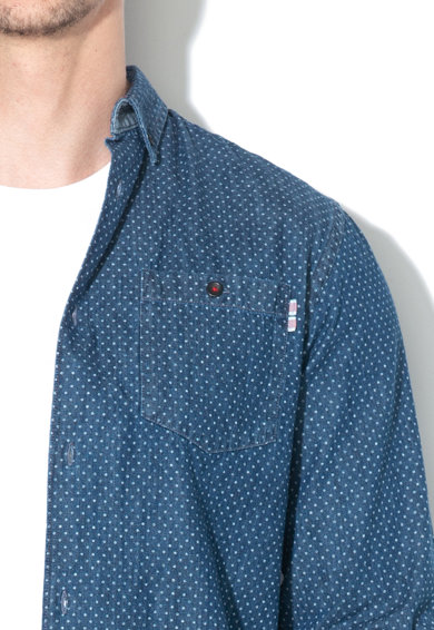 Jack&Jones Дънкова риза Jeremy Мъже