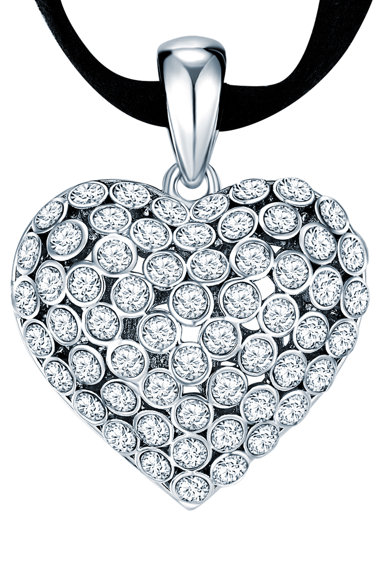 Highstreet Jewels Choker decorat cu cristale Swarovski Femei