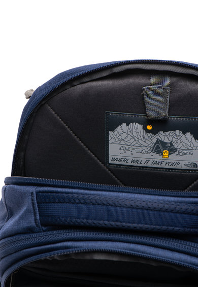 The North Face Раница Borealis с бродирано лого - 28 л Жени