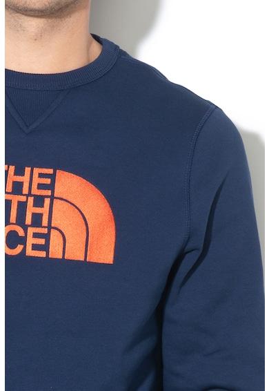 The North Face Суитшърт Drew Peak с бродирано лого Мъже