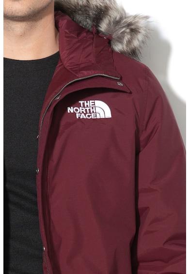The North Face Непромокаемо зимно яке Zaneck с качулка Мъже