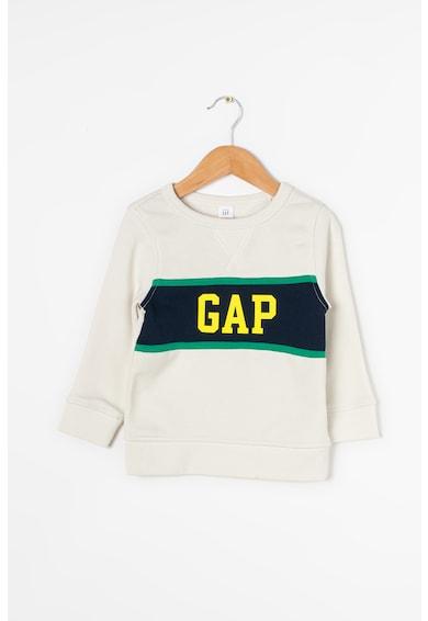 GAP Bluza sport cu imprimeu logo Baieti