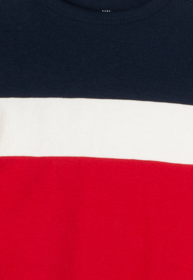 GAP Bluza cu model colorblock si aspect texturat Baieti