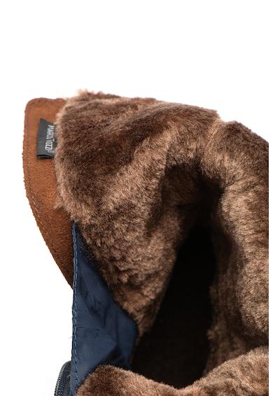 Marco Tozzi Cizme impermeabile de iarna cu captuseala din material teddy Femei