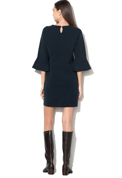 Stefanel Rochie tricotata cu maneci clopot Femei