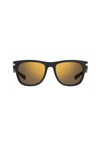 Polaroid Ochelari de soare polarizati, cu lentile oglinda Barbati