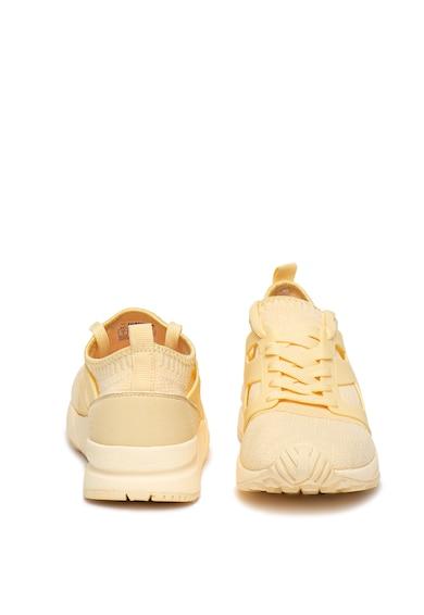 Diadora Pantofi slip-on unisex din plasa tricotata, pentru tenis Evo Aeon Femei