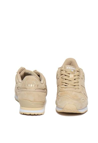 Diadora Pantofi sport unisex de piele intoarsa Titan Premier Femei