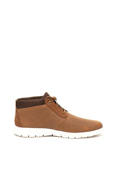 Timberland Pantofi sport chukka de piele nabuc Graydon Barbati