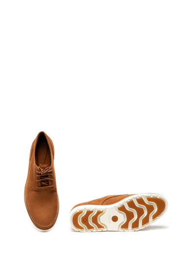 Timberland Pantofi Oxford de piele nabuc Ellis Street Femei