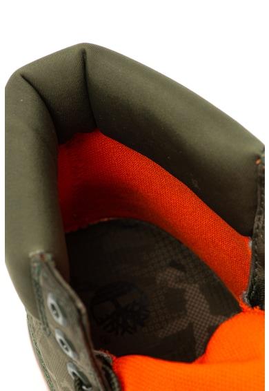 Timberland Bocanci cu model camuflaj 6 In Premium Barbati