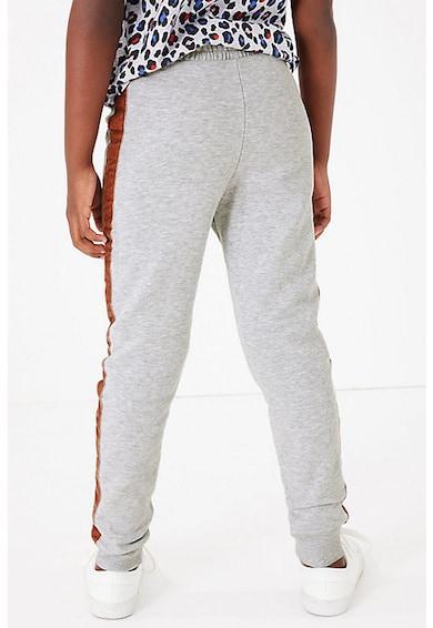 Marks & Spencer Pantaloni sport cu garnituri contrastante Fete