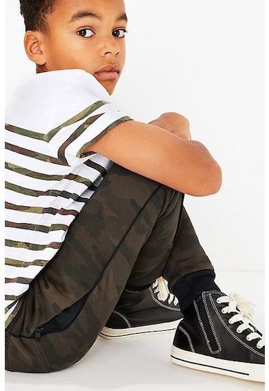 Marks & Spencer Pantaloni sport cu model camuflaj Baieti