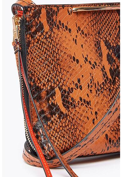 Marks & Spencer Geanta crossbody de piele ecologica, reversibila Femei