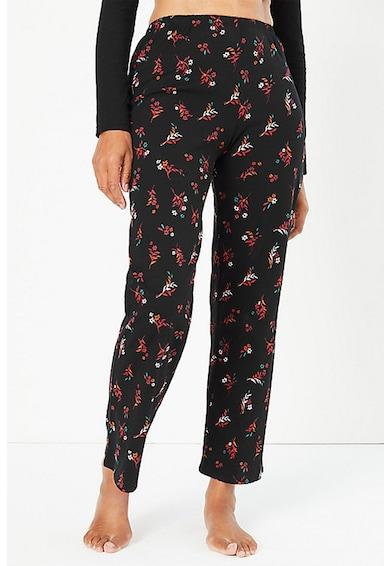 Marks & Spencer Pijama cu imprimeu floral Femei