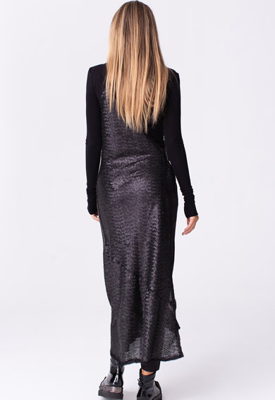 LIN APPAREL Асиметрична рокля Жени