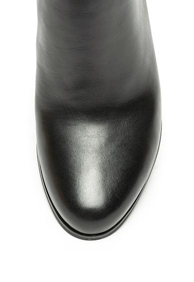 Michael Kors Botine de piele cu aplicatii cu tinte Preston Femei