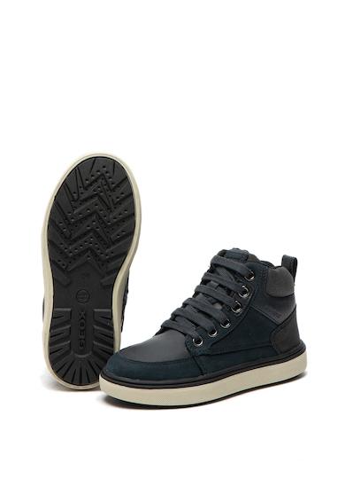 Geox Спортни обувки Mattias с кожа Момичета