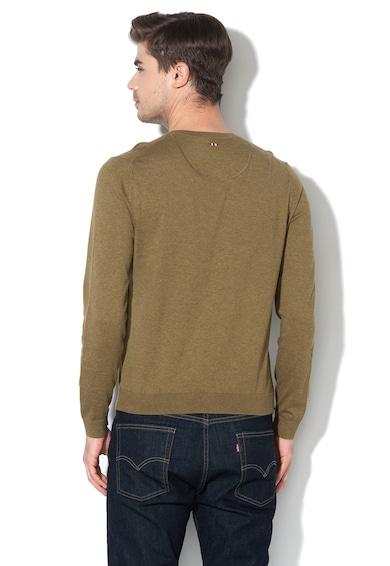 Napapijri Decatur kerek nyakú pulóver férfi