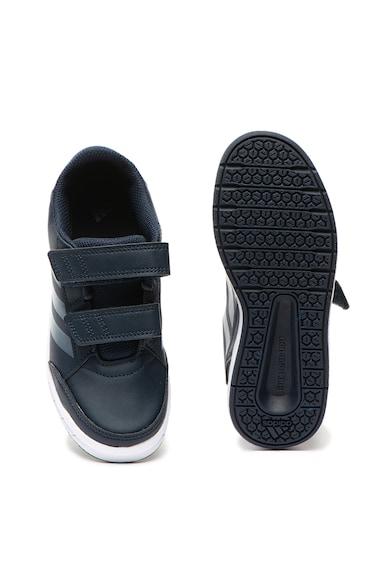 Adidas PERFORMANCE Pantofi sport de piele ecologica, cu velcro Altasport Baieti
