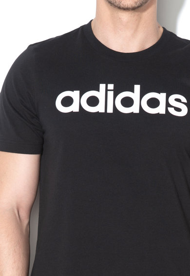 adidas Performance Tricou de bumbac cu imprimeu logo Barbati