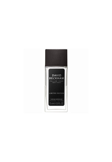 David Beckham Deodorant Natural Spray  Follow your instinct, 75 ml Femei