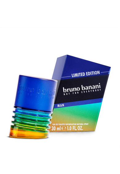 Bruno Banani Apa de toaleta  Limited Edition Man, 30 ml Barbati