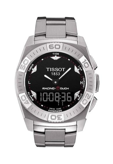 Tissot Ceas cronograf cu bratara metalica Barbati