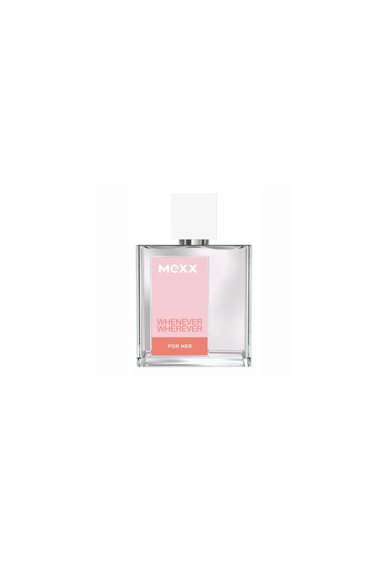 Mexx Apa de toaleta  Whenever Wherever Women, 30 ml Femei