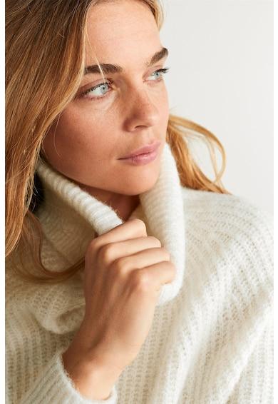 Mango Pulover lejer din amestec de lana Angela Femei