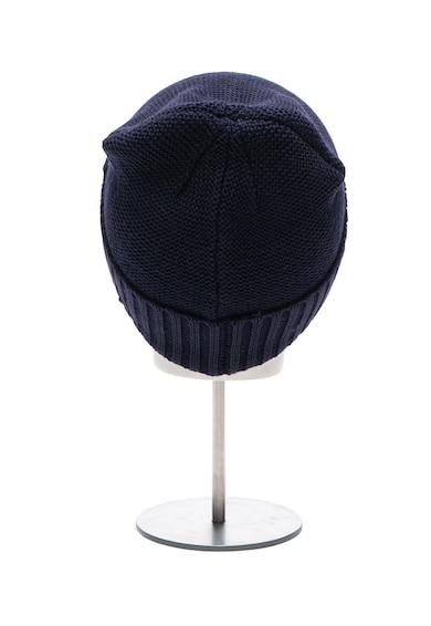 Ben Sherman Caciula elastica din amestec de lana Chaco Barbati