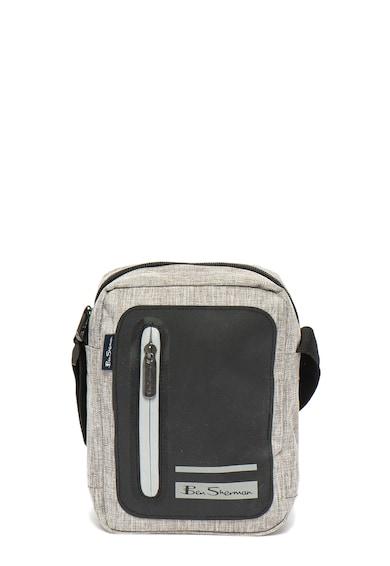 Ben Sherman Малка чанта през рамо с импрегнирани зони Мъже