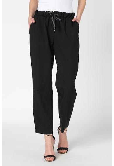 Silvian Heach Collection Pantaloni cu snur Marianne Femei