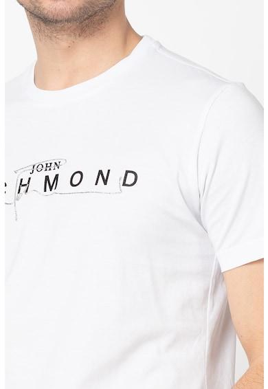 John Richmond Tricou cu detalii stralucitoare Grigorieva Barbati