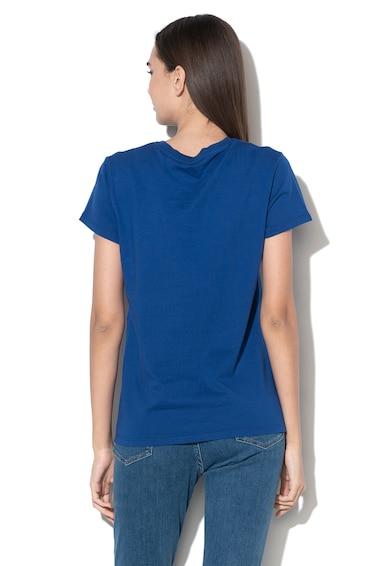 Levi's Tricou cu decolteu la baza gatului si logo discret brodat Femei