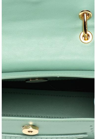 COCCINELLE Кожена чанта с перфорации Жени