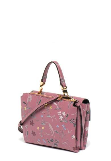 COCCINELLE Кожена чанта Arlettis с две отделения Жени