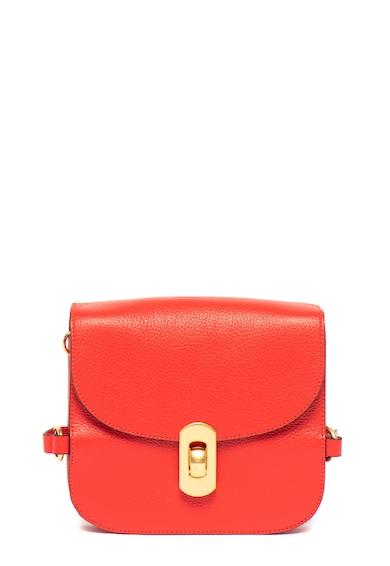 COCCINELLE Малка кожена чанта Zaniah Жени