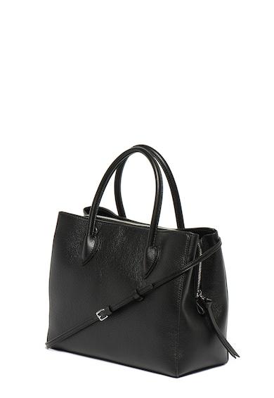 COCCINELLE Кожена чанта Farisa с 3 отделения Жени