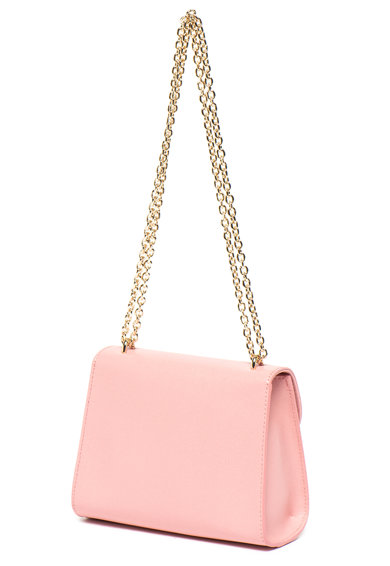COCCINELLE Чанта през рамо от кожа Saffiano Жени