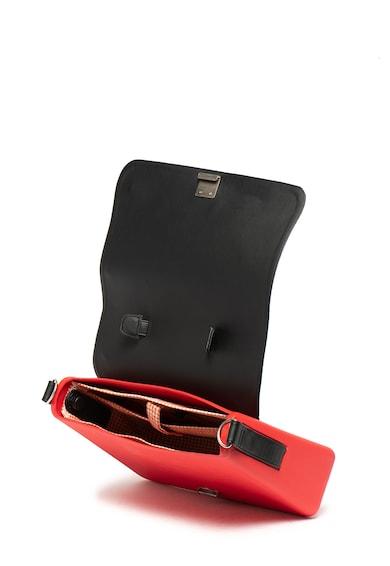 O bag Servieta cu bareta de umar detasabila si buzunar pentru laptop Folder Femei